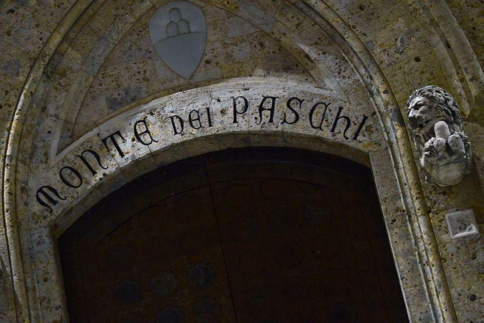 Italy preparing to take controlling stake in Monte dei Paschi
