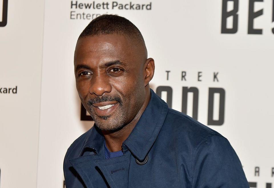 Video: Idris Elba talks press intrusion at premiere