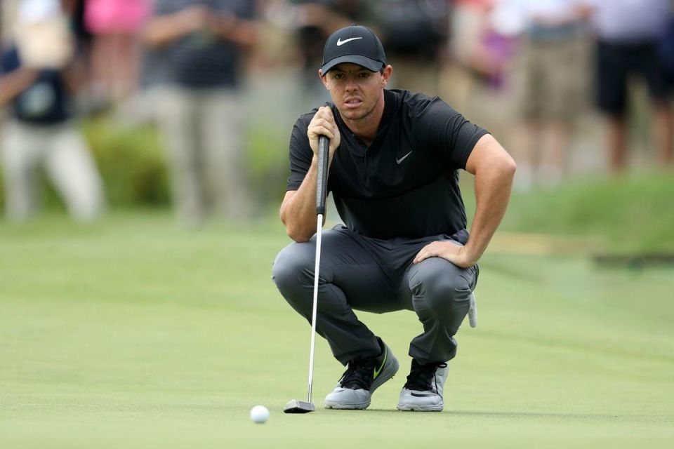 Rory McIlroy targets world number one spot in Dubai