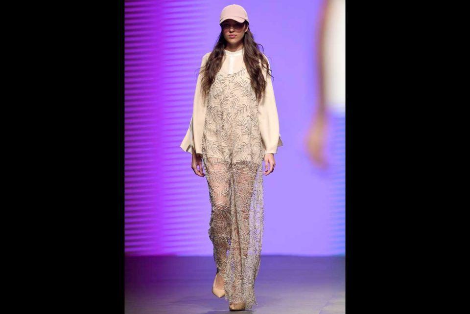 In pictures: Emirati designer Sheikha Madiyah Al Sharqi's show at FFWD Dubai