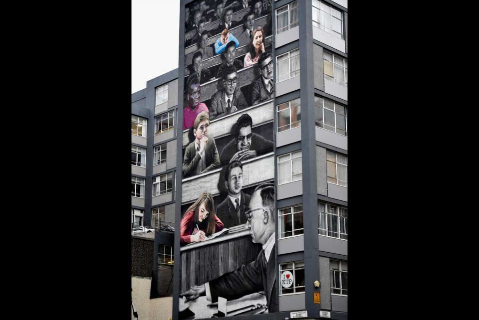In pictures: Street Art highlighted for Glasgow's first city centre mural trail