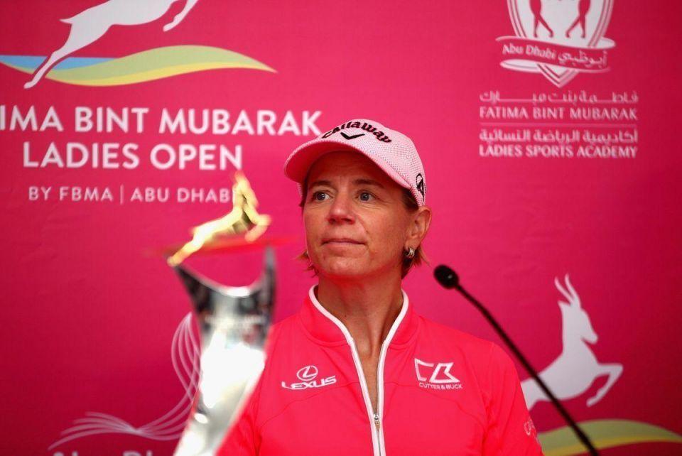 In pictures: Press conference ahead of the Fatima Bint Mubarak Ladies Open at Saadiyat Beach Golf Club