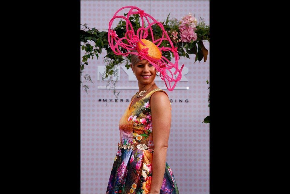 In pictures: Fashion highlights from Emirates Melbourne Cup Day