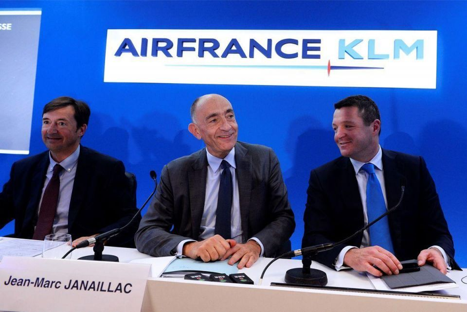 Air France-KLM targets Gulf rivals with new long-haul business