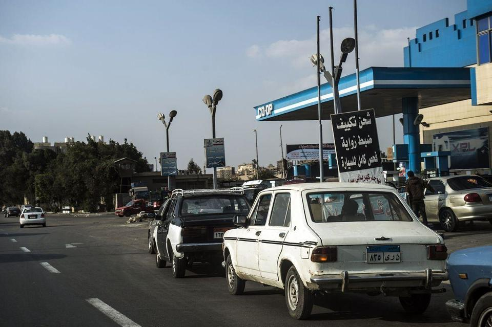 Video: Egyptian consumers get rude awakening as petrol pump prices soar
