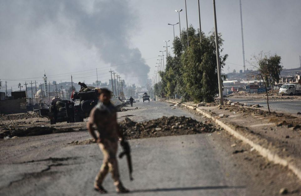 Ireland checking if Irish ISIL supporter in Mosul suicide attack