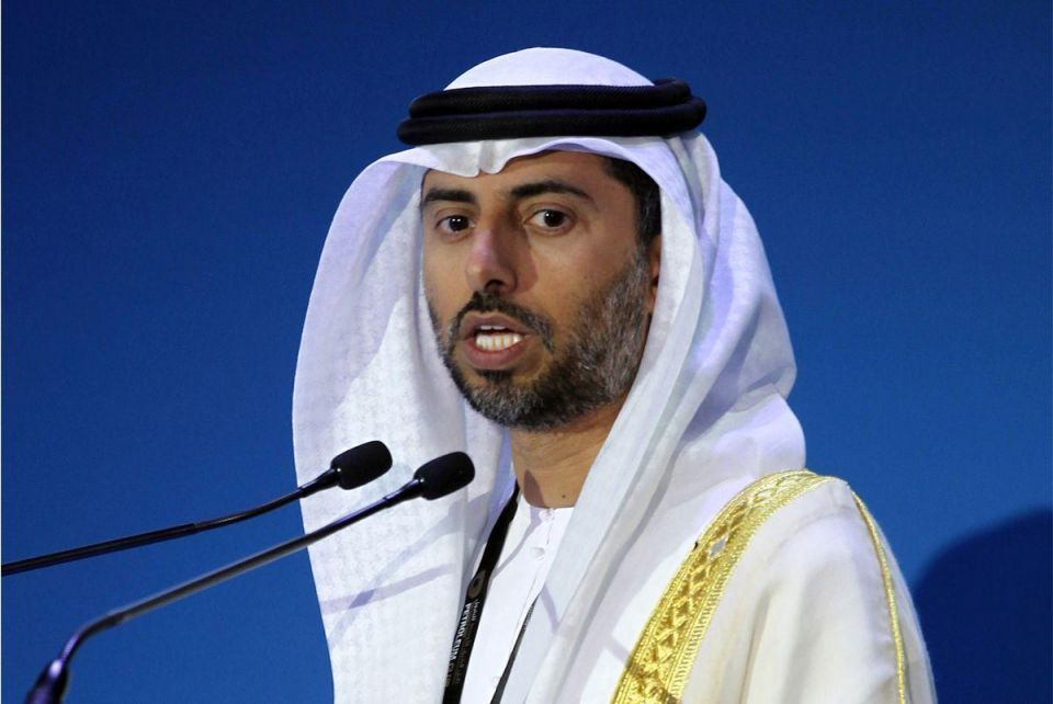 More consolidation expected in UAE's energy sector, says al-Mazrouei