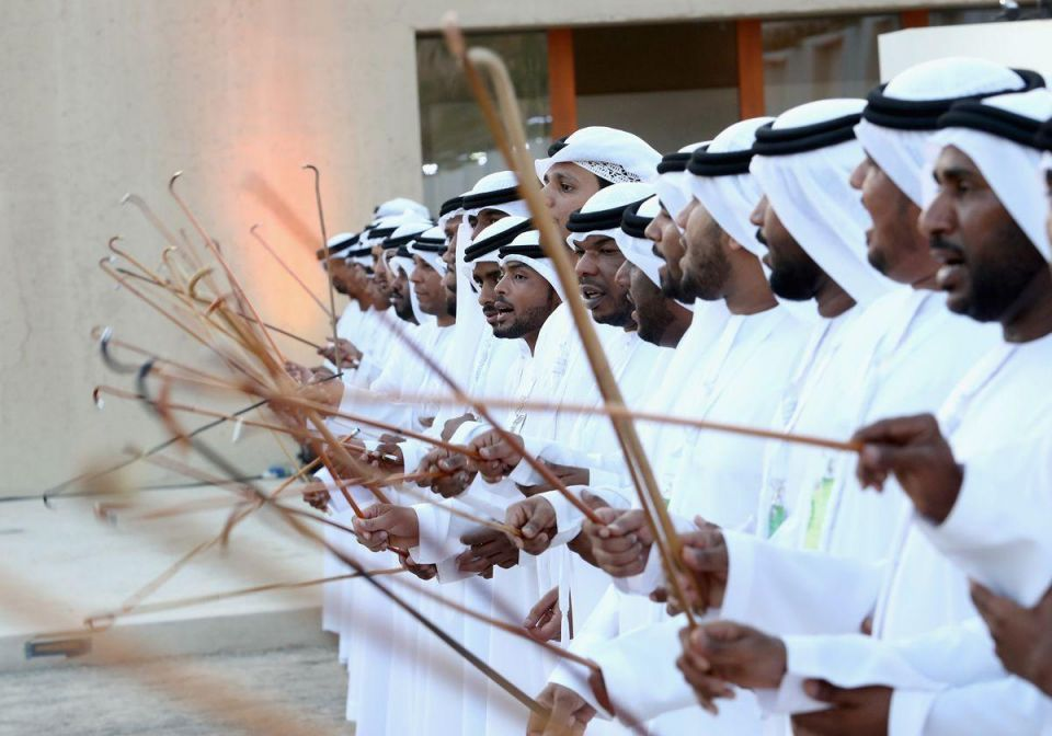 In pictures: Abu Dhabi Crown Prince and UK's Prince Charles visit the Al Jahili Fort in Al Ain
