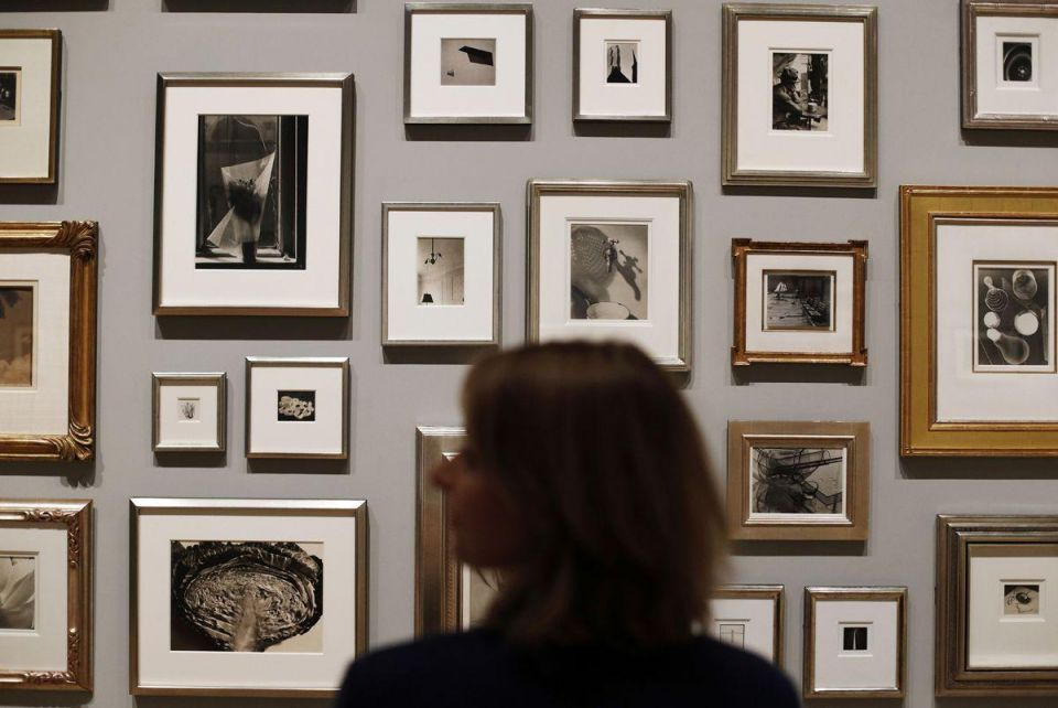 In pictures: Modernist photography from Elton John collection on display
