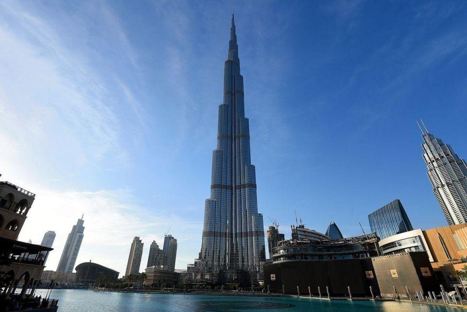 Dubai's Burj Khalifa unit prices drop 25%