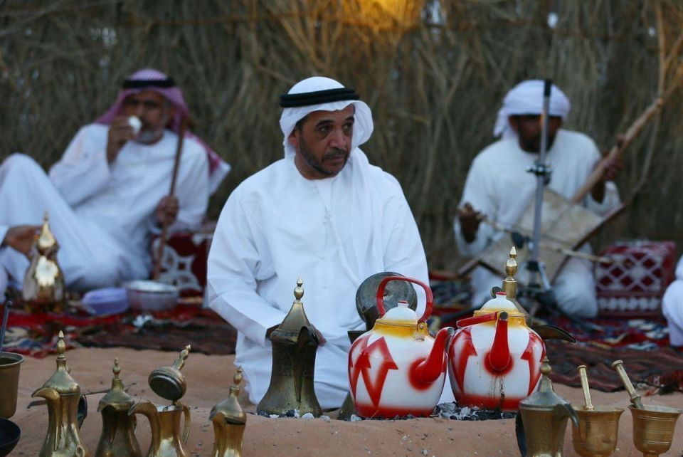 In pictures: Third edition of the Souq al-Qattara festival in Al-Ain