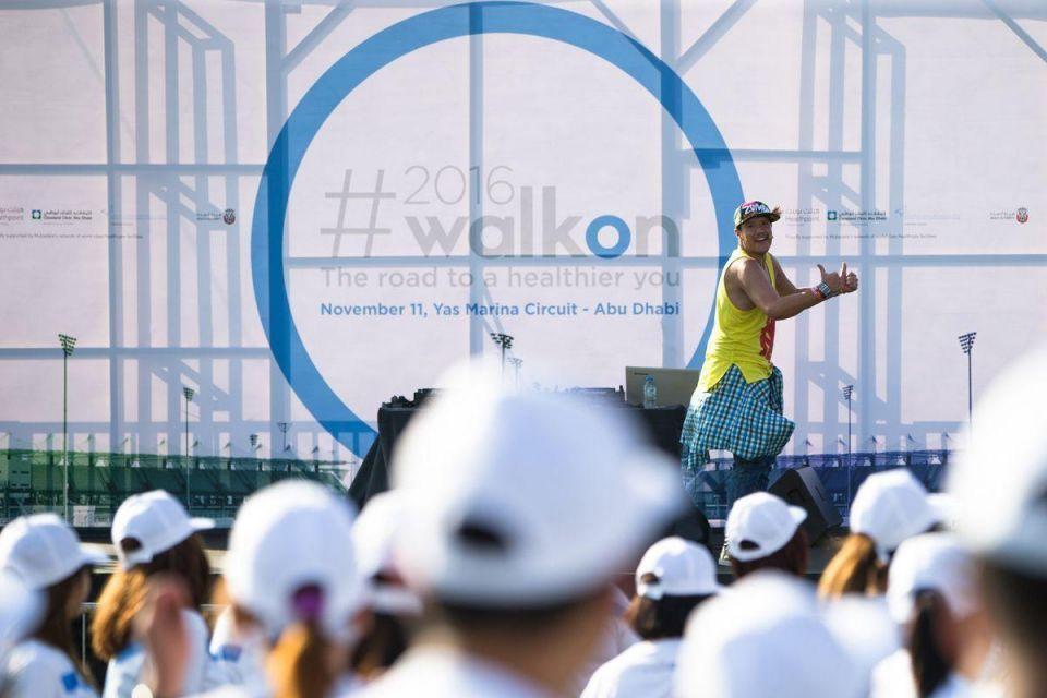 In pictures: 10th annual Abu Dhabi Walk against diabetes