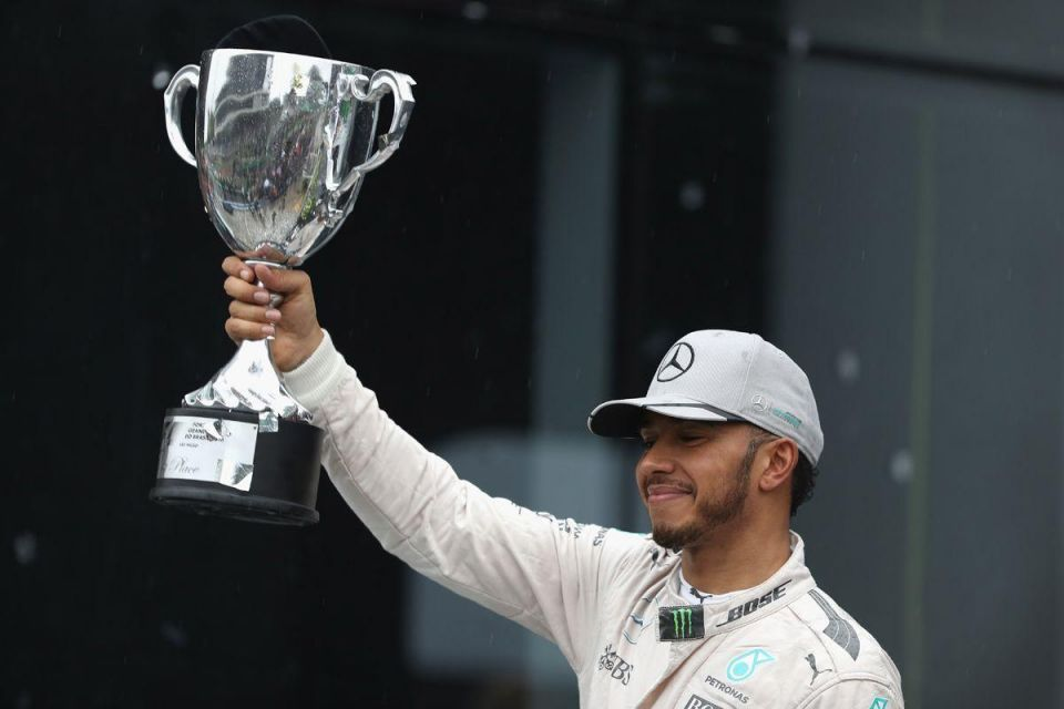 In pictures: F1 Grand Prix of Brazil