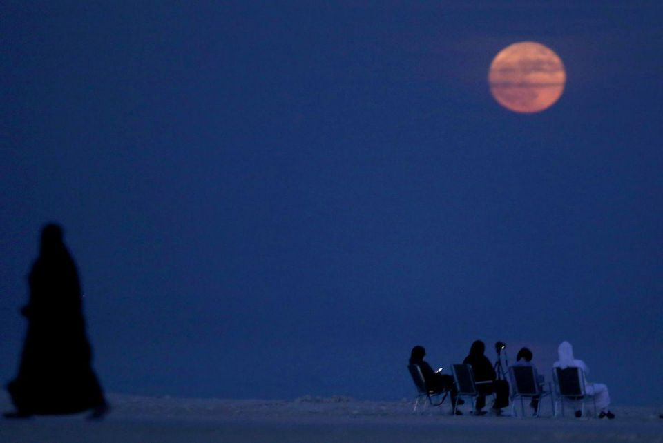 Extra bright 'supermoon' spectacle across the UAE and Middle East region