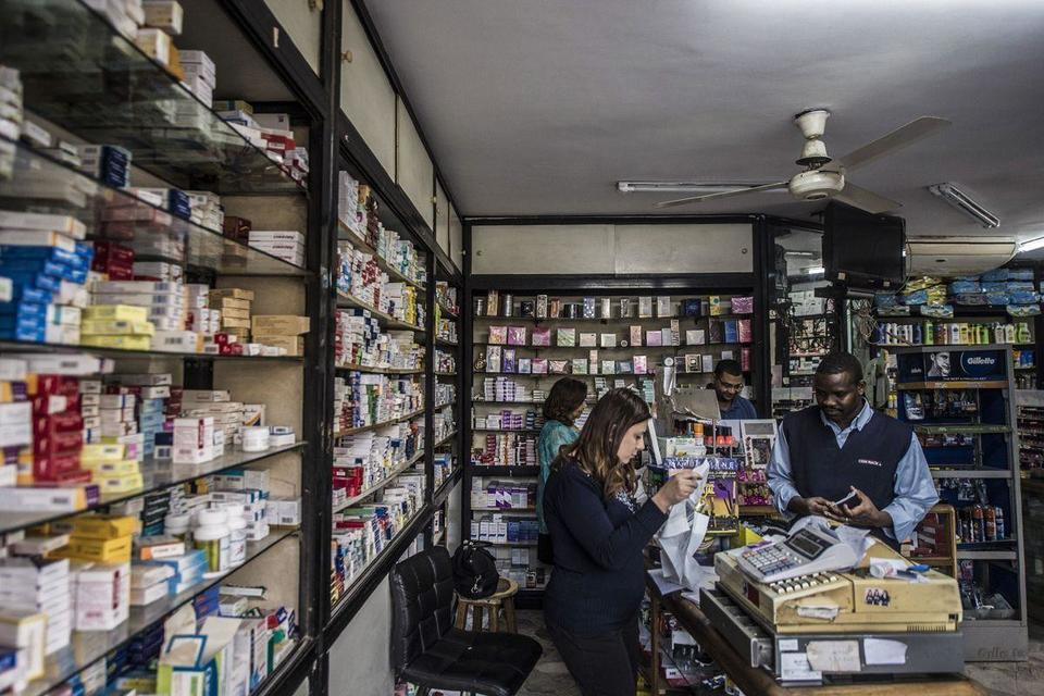 Video: Egypt hit by medicine shortages as currency value drops