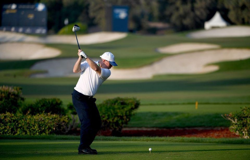In pictures: Preview of DP World Tour Championship at Jumeirah Golf Estates