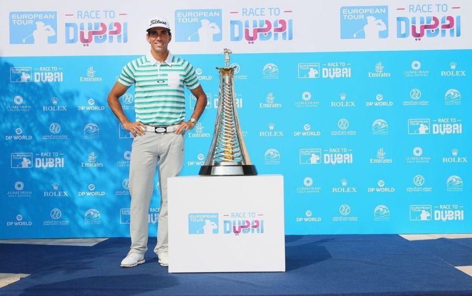 In pictures: Unveiled - New 'Race to Dubai' brand featuring the official Dubai logo