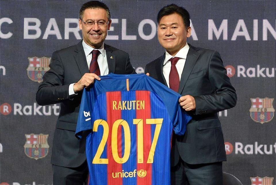 Video: The Japanese firm behind Barca's mega sponsor deal