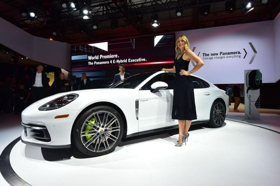 In pictures: Stunning cars displayed at Los Angeles Auto Show 2016