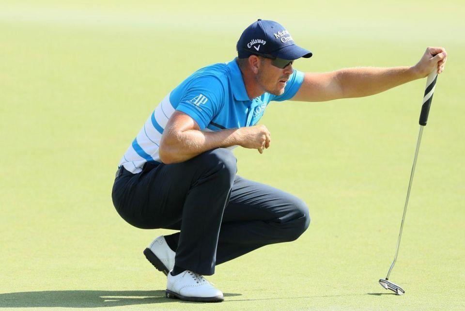 Stenson finally clicks in Dubai as money-list title moves closer