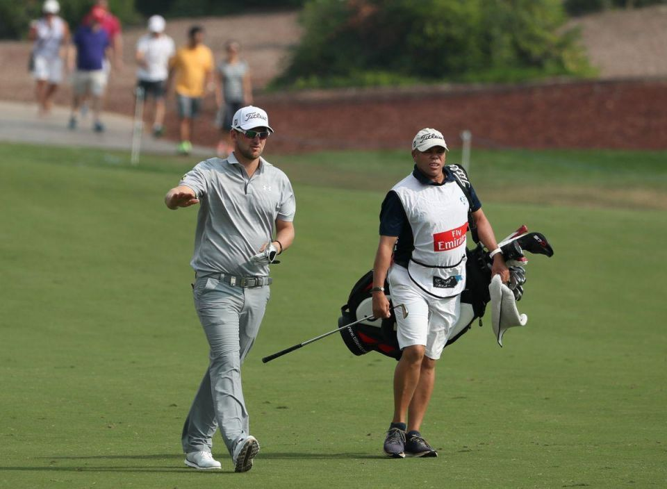 In pictures: DP World Tour Championship - Day Three