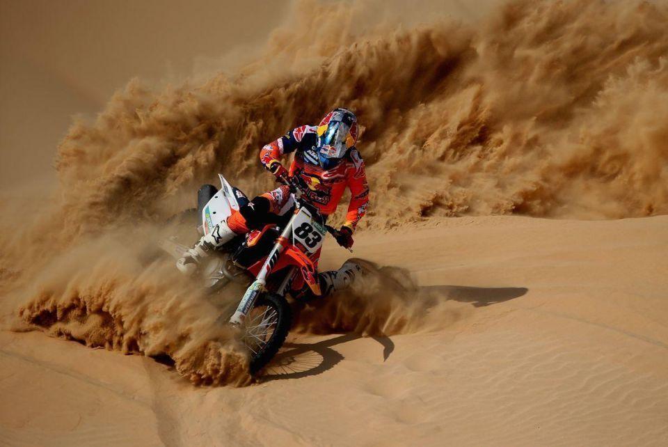 In pictures: Ricciardo, Verstappen take part in Red Bull Racing Sunset Sands in Abu Dhabi