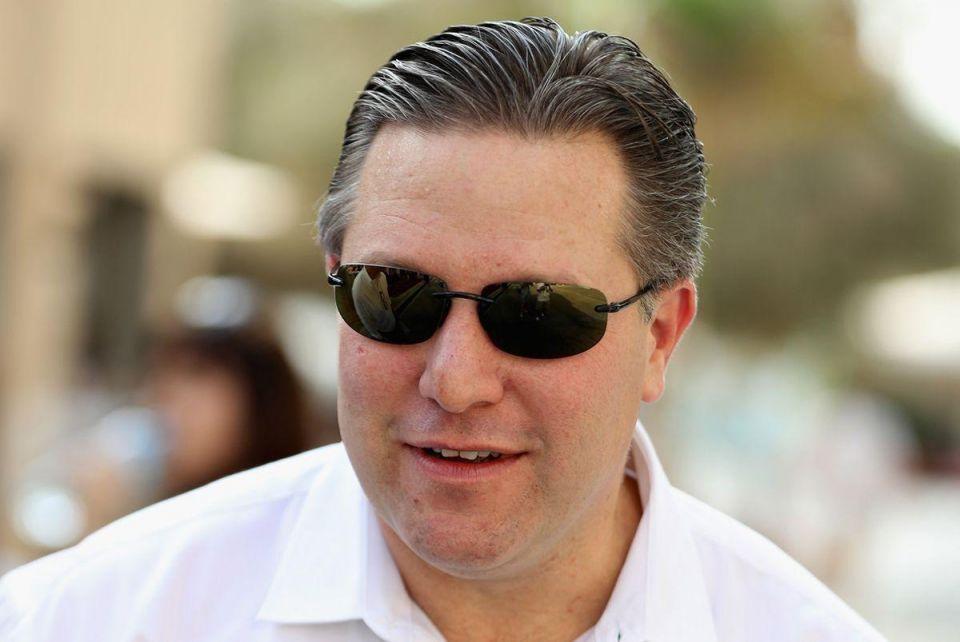New McLaren boss Brown says Dennis recruited him