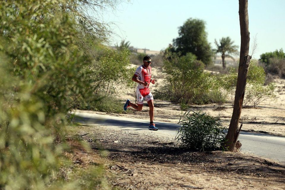 In pictures: Ironman 70.3 Middle East Championship Bahrain