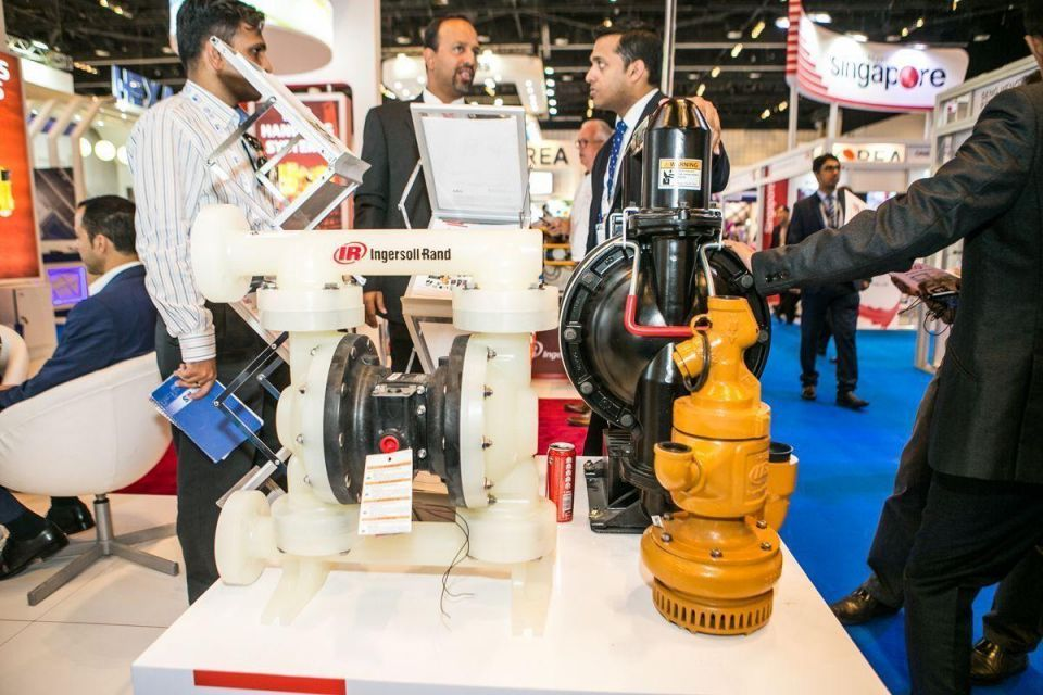 In pictures: ADIPEC 2016 kicks off in Abu Dhabi