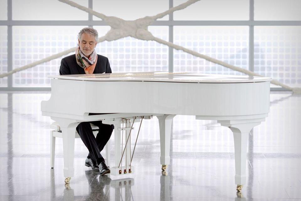 Andrea Bocelli to perform in Dubai on January 7