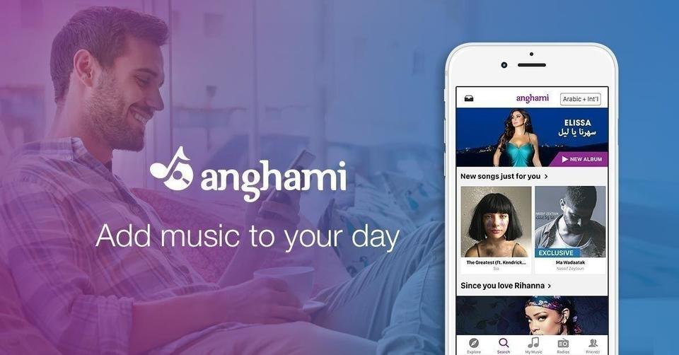 Middle Eastern music streaming app Anghami is said to weigh sale among options