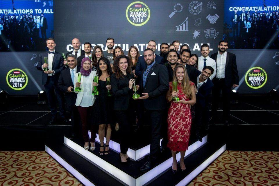 Arabian Business StartUp Awards 2016 winners announced