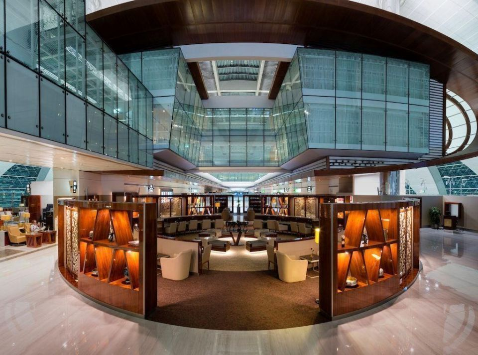 Emirates says $11m revamp completed of Dubai business class lounge