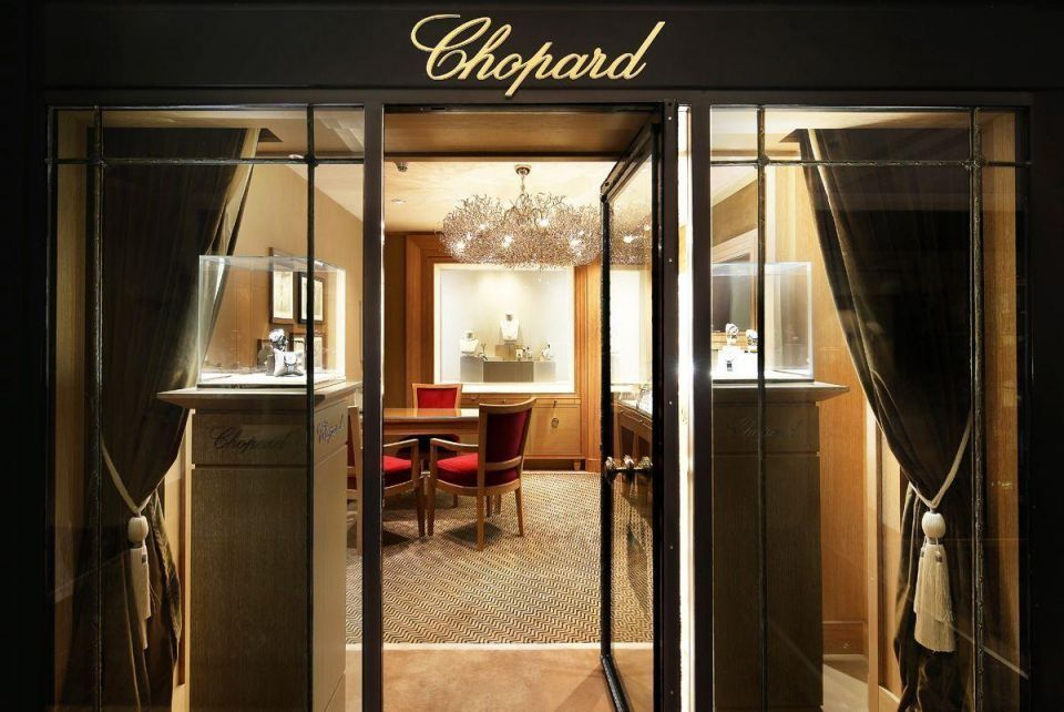 Chopard opens redesigned Bahrain boutique