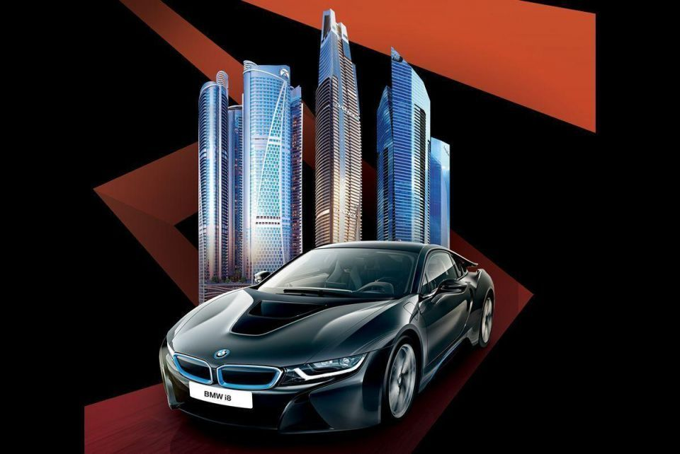 Damac to offer luxury car with apartment purchase
