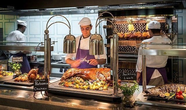 In pictures: Best Christmas brunches in Dubai