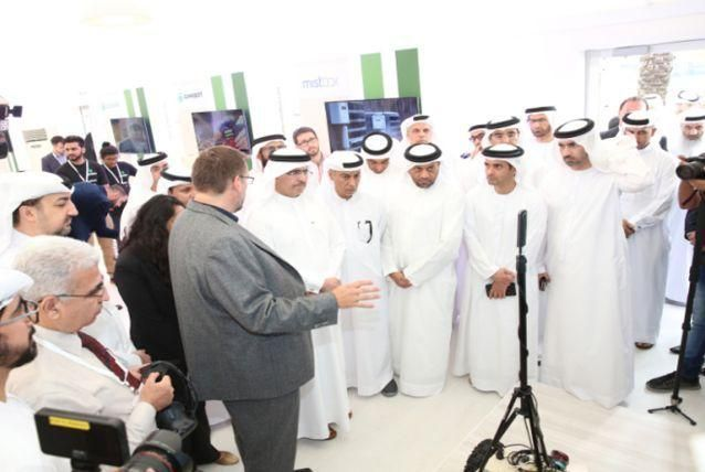 Dubai's DEWA to use robots for electricity, water inspections
