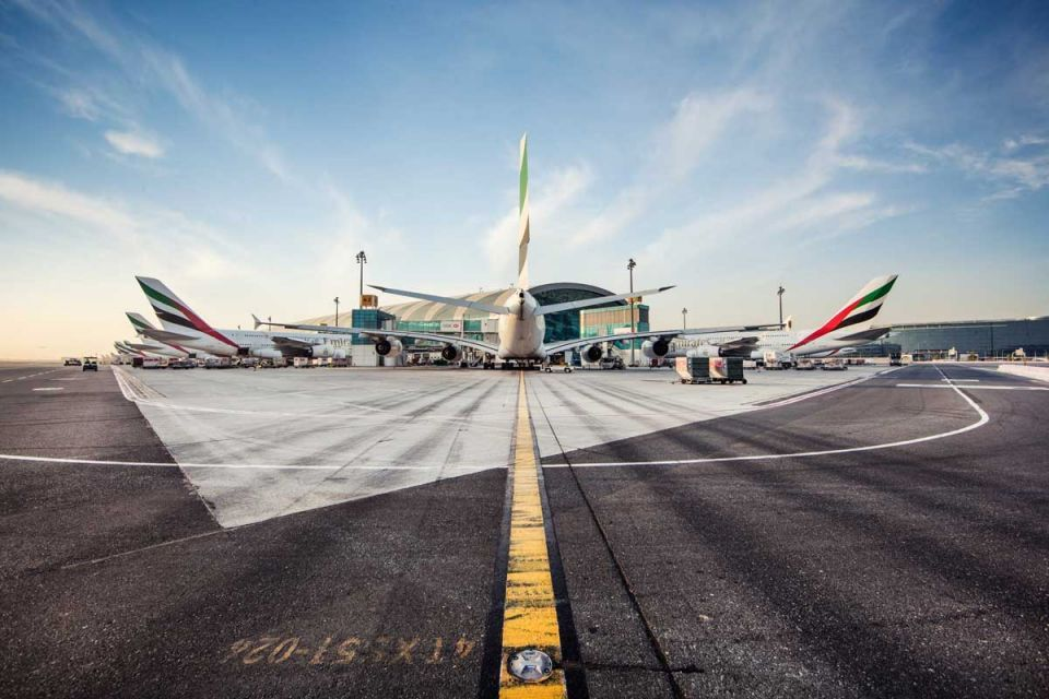 'Geofence' drones to keep UAE airports safe, says Dubai Airports CEO
