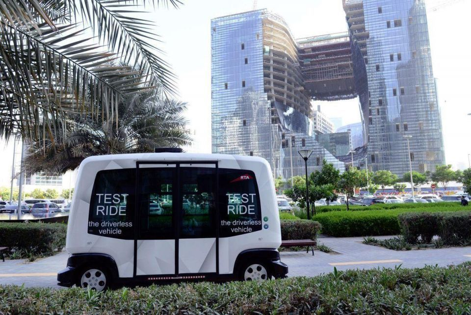 New driverless car technology to be tested in the UAE
