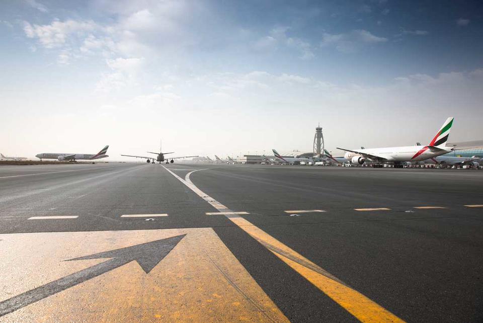 Dubai airport cuts flight arrival delays by 40%