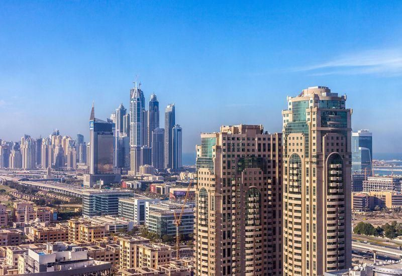 Dubai property prices still nearly 14% below 2014 peak