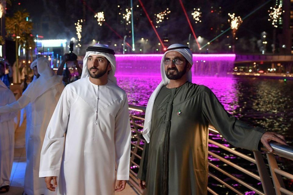 In pictures: Sheikh Mohammed inaugurates the Dubai Water Canal