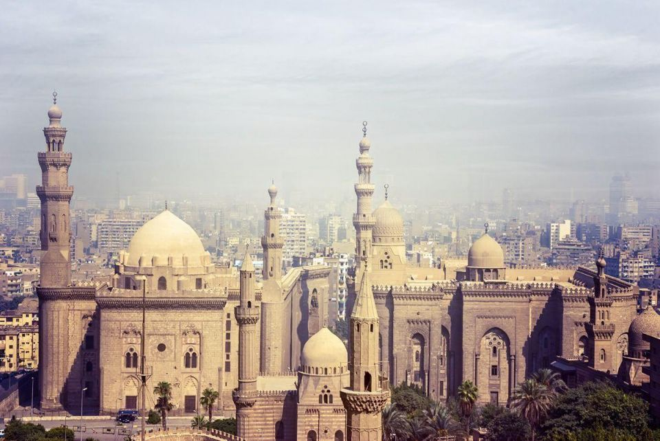 Pyramid selling: Egypt's rollercoaster economy