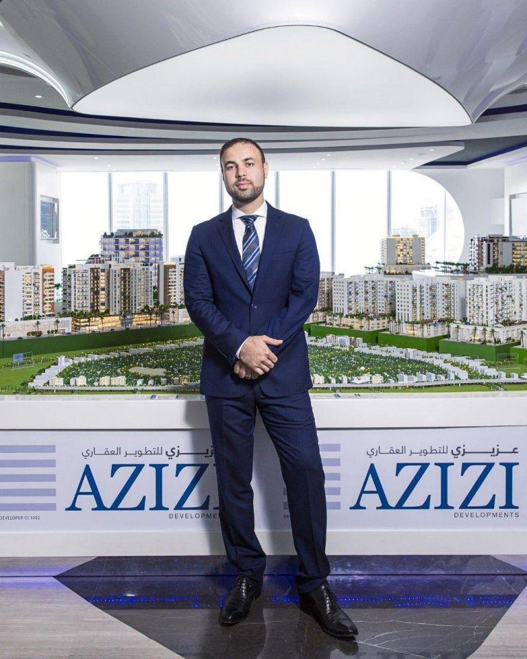 UAE's Azizi says to build 505 more apartments in Dubai
