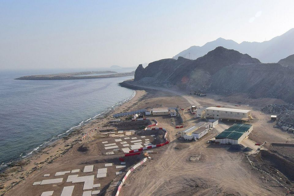 Abu Dhabi's Eagle Hills awards contract for Fujairah projects