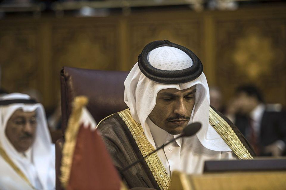 Syria denounces Qatar for saying it will continue to back rebels