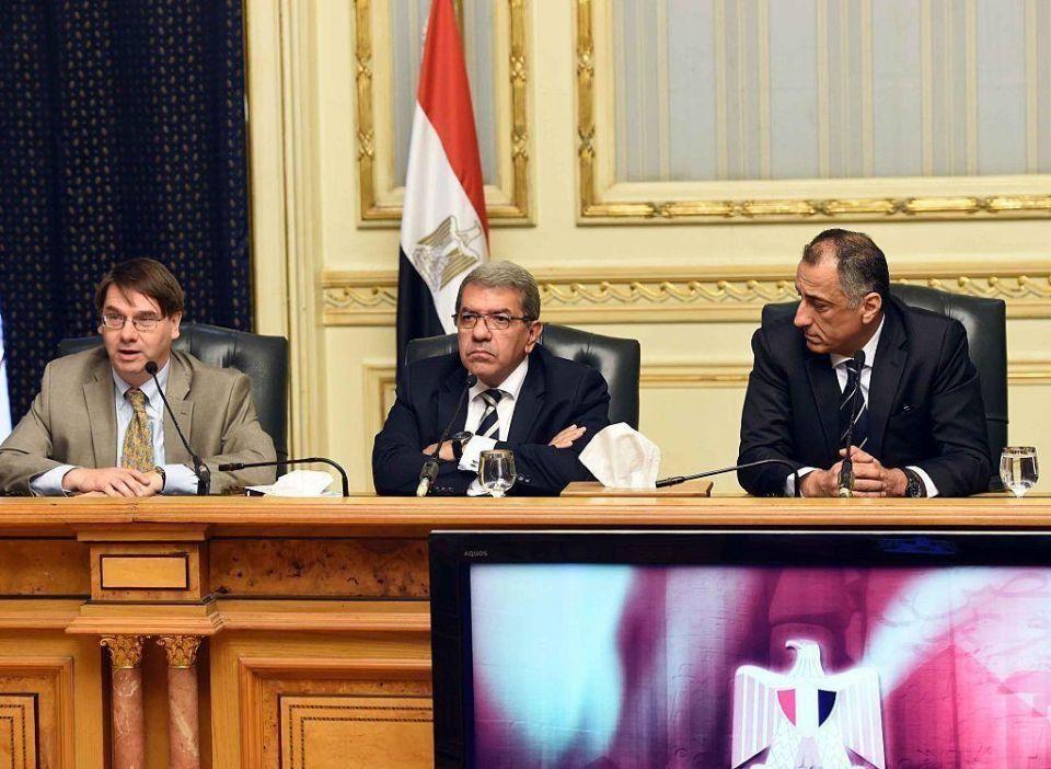 IMF board approves Egypt's $12 billion loan agreement