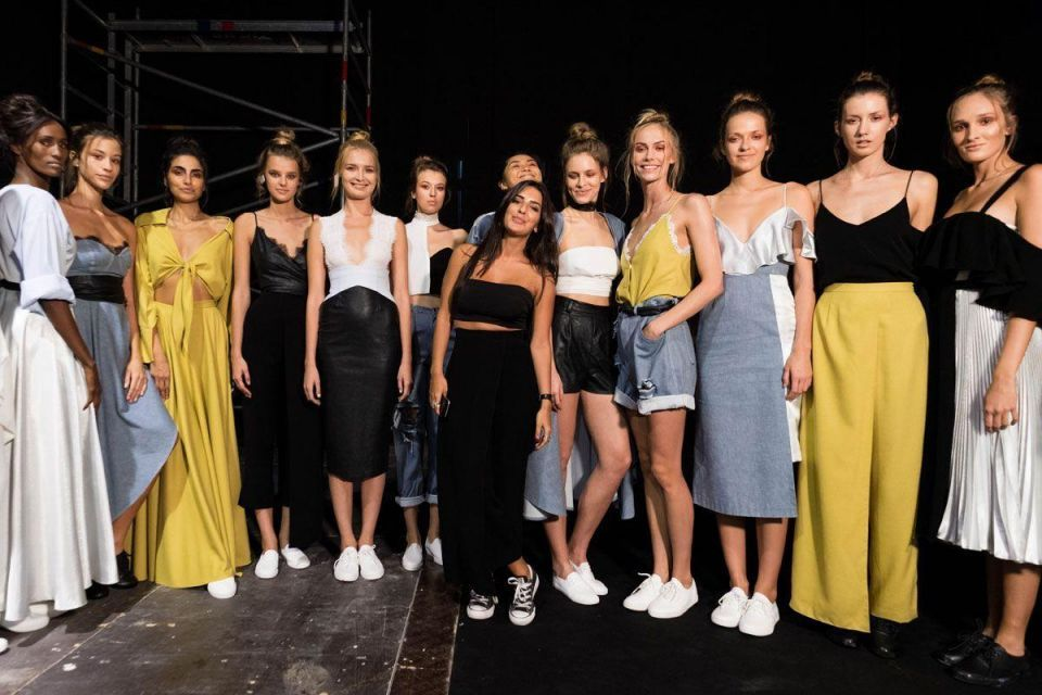 In pictures: Fashion Forward Spring/Summer 2017 at Dubai Design District