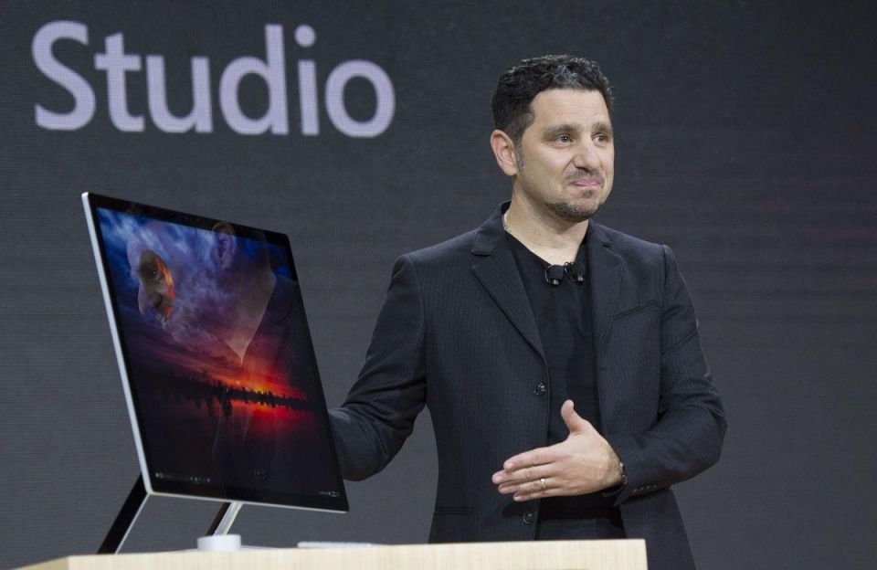 In pictures: Microsoft launches Surface Studio