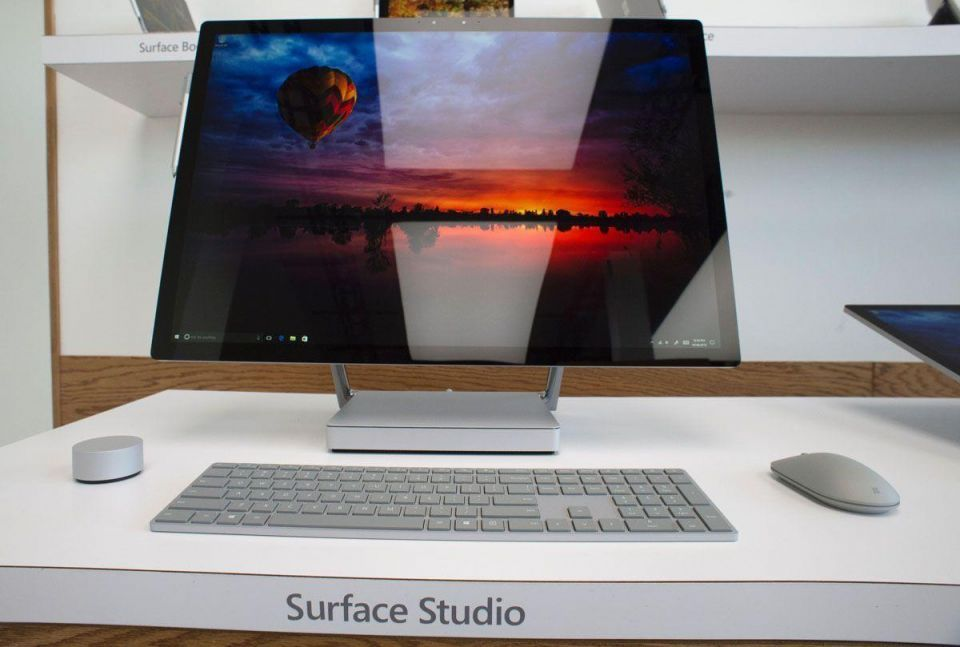 Video: Microsoft reveals new Surface, Windows features